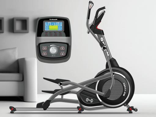 home elliptical, cross trainer photograph