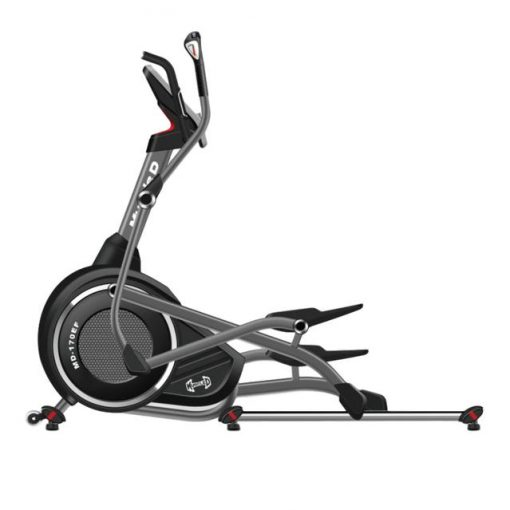 home elliptical, cross trainer photograph with white background