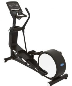 compact elliptical and cross trainer photograph